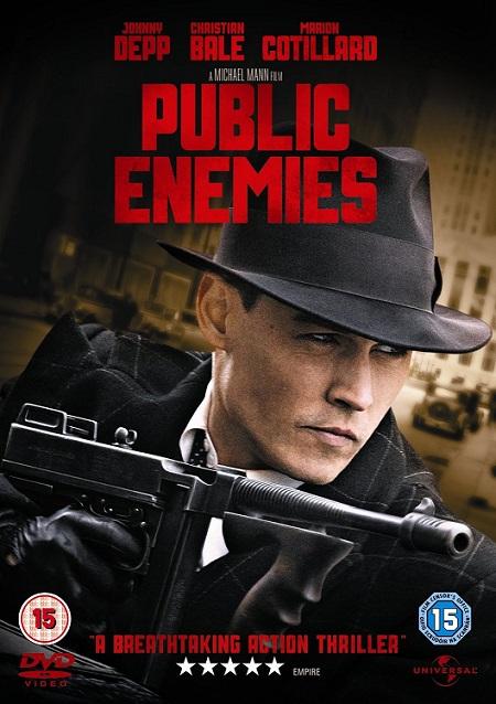 فیلم دوبله : دشمنان ملت 2009 Public Enemies