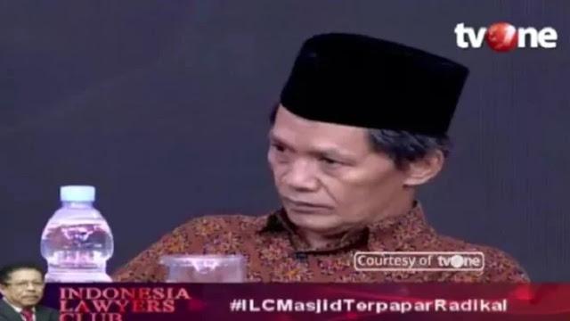 Aneh, P3M Tak Kenal Donatur Riset Masjid Terpapar Radikal