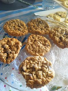 cookies flocons