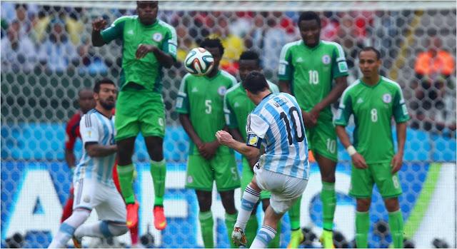 Prediksi Bola Nigeria vs Argentina Piala Dunia 2018