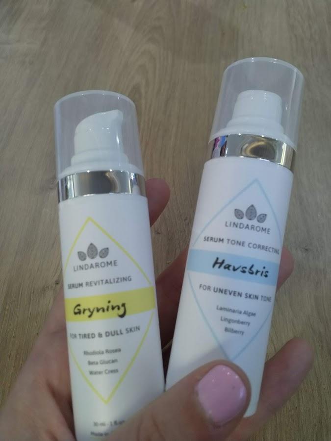 serum activo GRYNING y HAVSBRIS