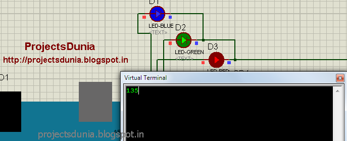 Controlling led via PC/Laptop