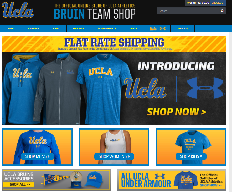 UCLA Faculty Association: The business of athletics