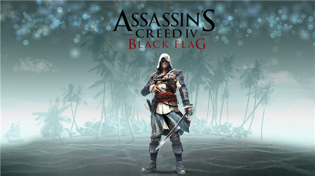 Assassins Creed 4 Black Flag + PC + Full İndir + Türkçe Yama + Full DLC