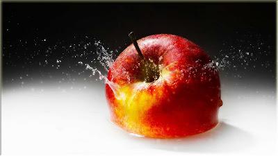 download wallpaper buah apel