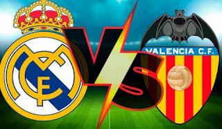 بث مباشر لمباراة ريال مدريد و فالنسيا مباشر