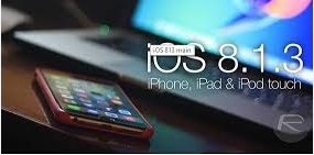 iOS 8.1.3 Download For All iPhone, iPod And iPad Devices