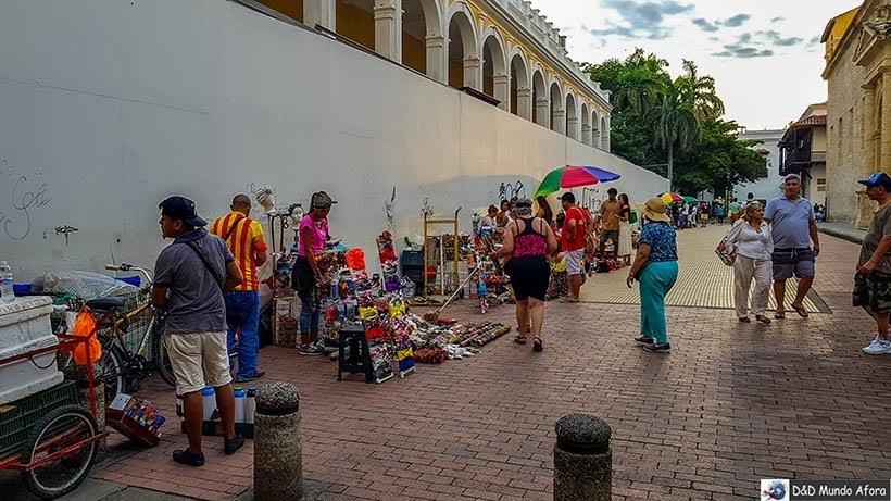 Palácio do Governo - O que fazer em Cartagena, Colômbia