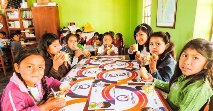 QALI WARMA: Garantizan servicio de desayunos escolares en Moquegua - www.qaliwarma.gob.pe