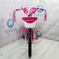 18 Inch United Kokuri Kids Bike