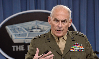 General Kelly Is In Command at the White House