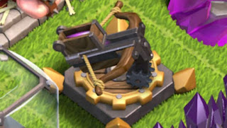 x-bow , coc , clash of clans