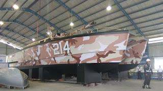 X18 Tank Boat Antasena