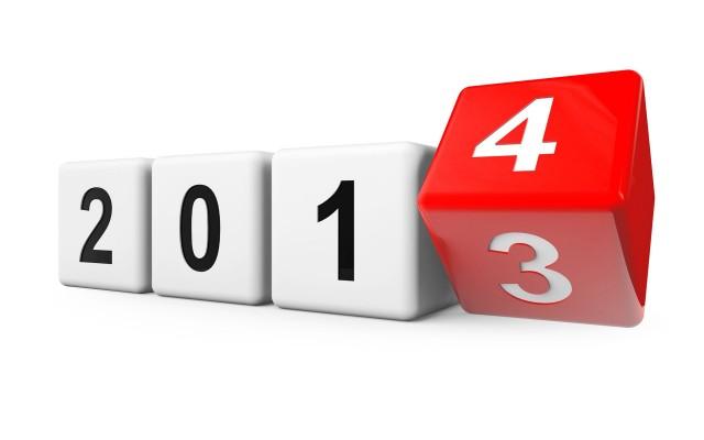 Kozmetički pregled na 2013. i želje za 2014.