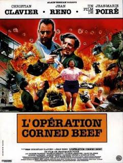 Operación Chuleta de Ternera (1990) Comedia con Jean Reno