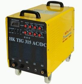 Hình ảnh máy hàn tig Hồng Ký HK TIG 315A  AC/DC