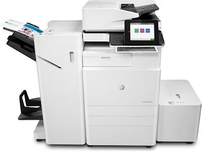 Image HP LaserJet MFP E87660 Printer Driver