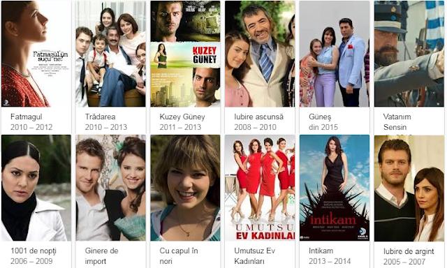 Serialele turcești de la Kanal D, Turcia ajung și în Africa de Sud!