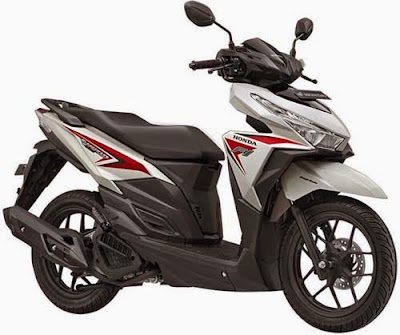 New 2016 Honda Vario 125 eSP white Hd Phots Gallery