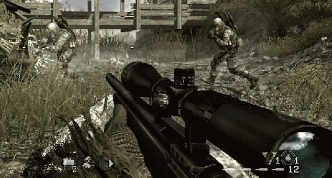 تحميل لعبة Call Of Duty 4 مضغوطة من ميديا فاير