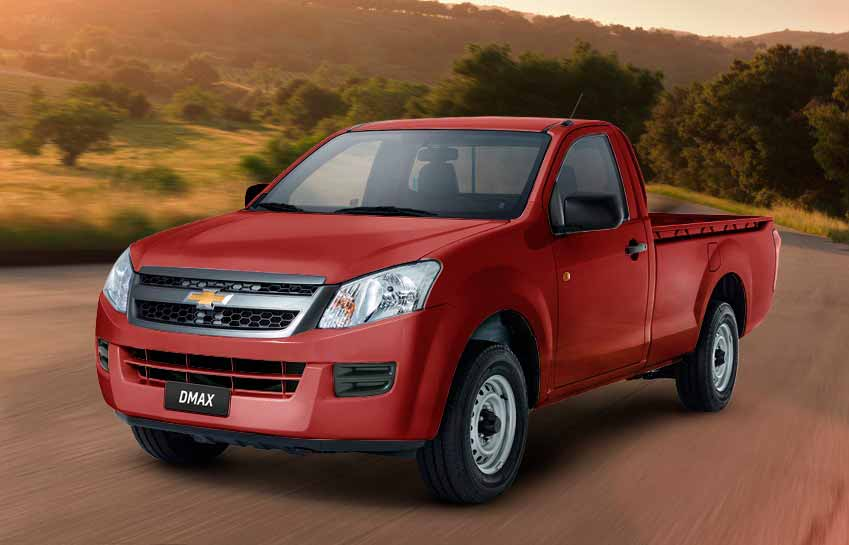 Chevrolet D-Max 4x2 Cabina Simple