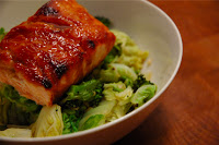 Hoisin Glazed Salmon Recipe | Healthy Sea Foods Recipe