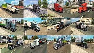 Jazzycat – American Truck Traffic Pack V 1.4.1