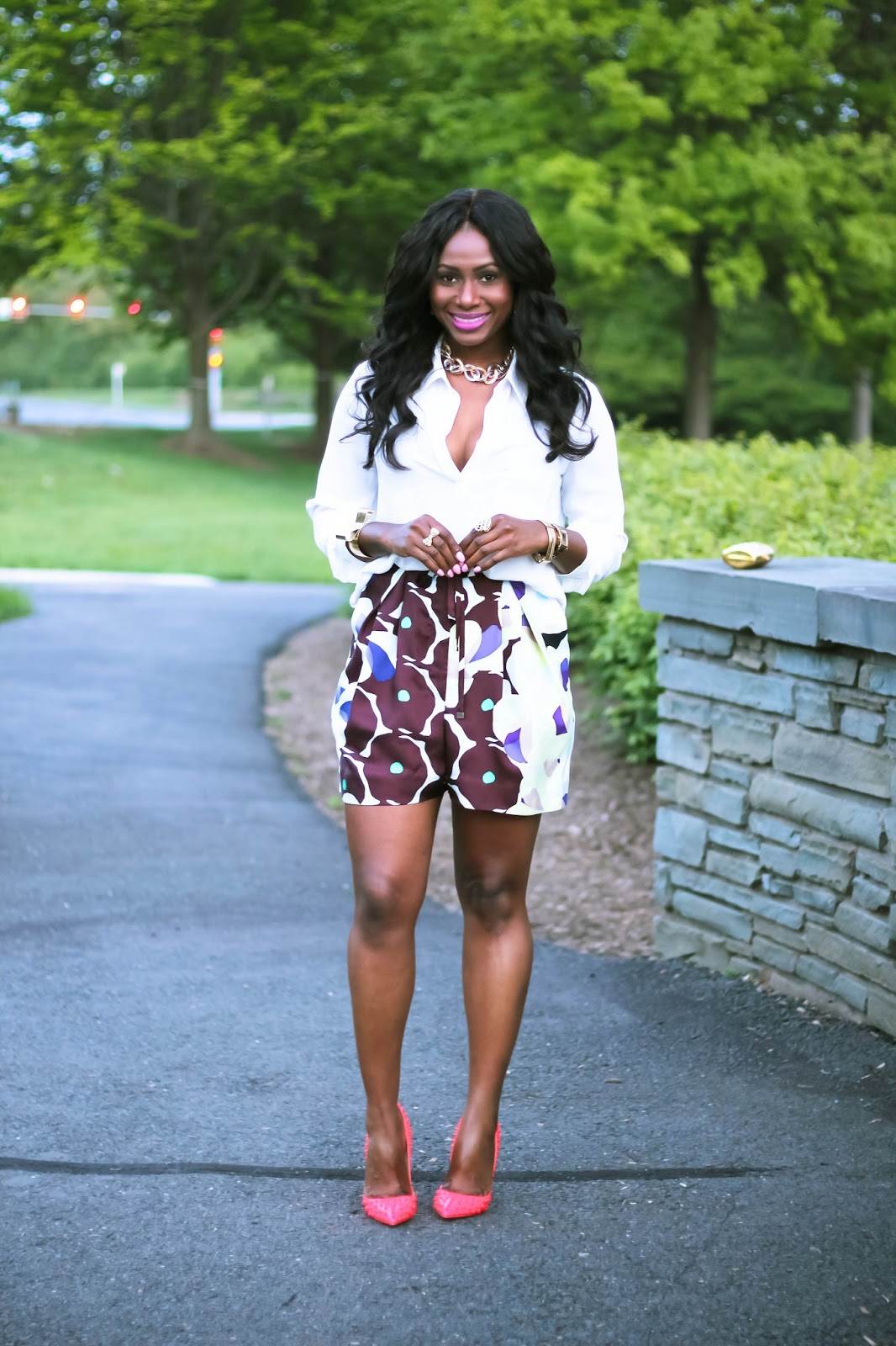 Black Fashion Blogger: Ms Sole of Love Life Pearls | Faces