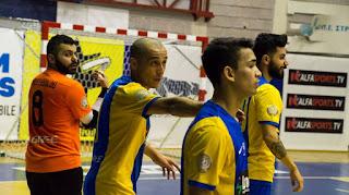 Νικήτρια η ΑΕΛ στο FUTSAL, κέρδισε με 6-3 τον ΑΠΟΕΛ
