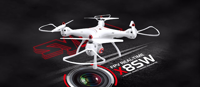 Drone Syma, Murah Dan Cocok Untuk Pemula