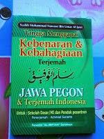 Buku Tangga Menggapai Kebenaran dan Kebahagiaan Toko Buku Aswaja Surabaya