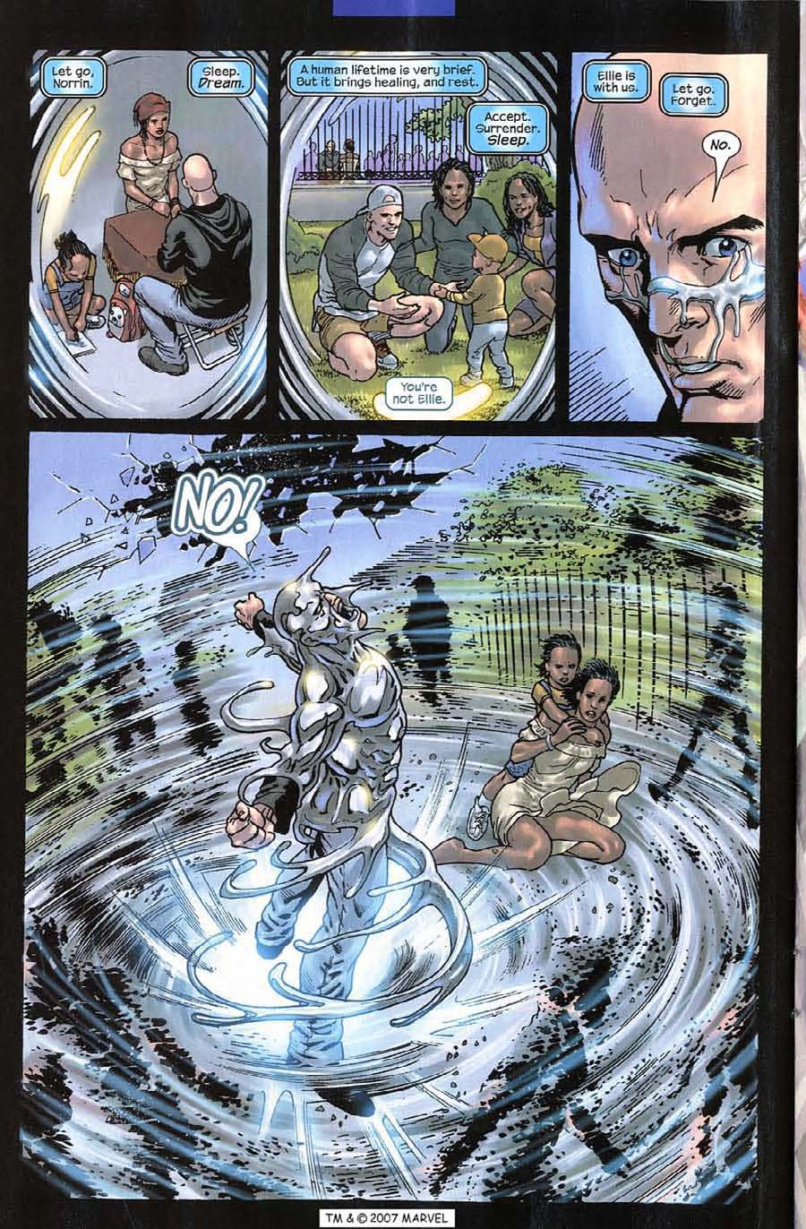 Read online Silver Surfer (2003) comic -  Issue #12 - 28