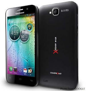 Symphony W125 Official firmware free Download - KHUSHI TELECOM