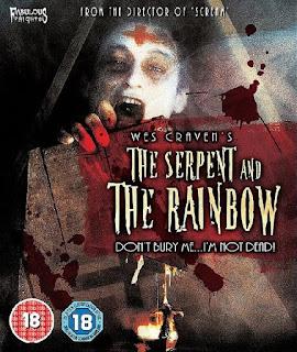 The Serpent and the Rainbow อาถรรพ์ผงกระตุกวิญญาณ