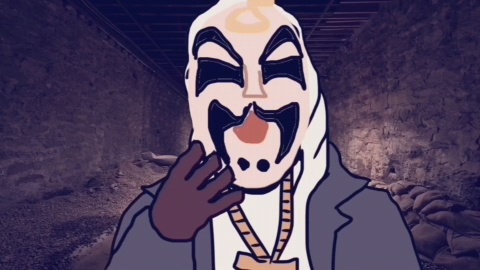 Spate Magaine Animated Shorts Episode 2 with Music From Smoke Dza