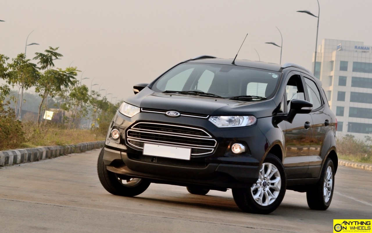 anything on wheels driven 33 ford ecosport tdci titanium. Black Bedroom Furniture Sets. Home Design Ideas