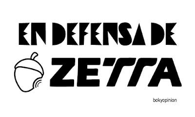 En defensa de la marca Zetta Smartphone
