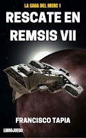 Portada «Rescate en Remsis VII (La saga del Merc 1)»