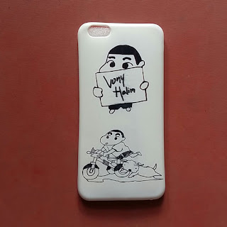 custom case Crayon Sinchan