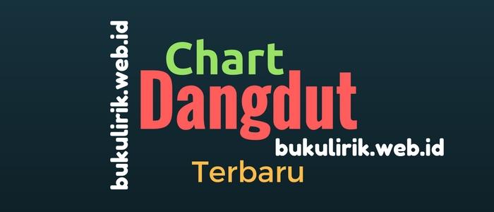 Chart lagu dangdut