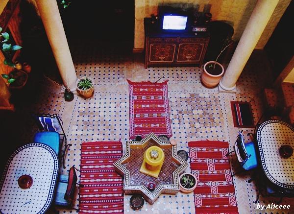 Riad-Essaouira-Maroc