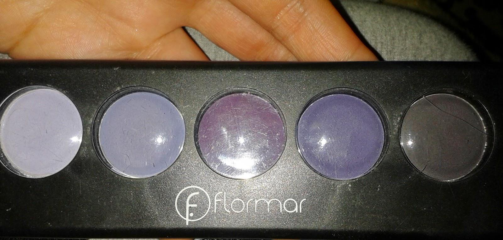 Flormar Lilac Harmony Far Paleti