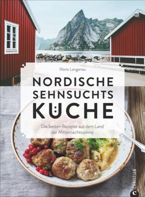 Nordische Sehnsuchtsküche - Die besten Rezepte aus dem Land der Mitternachtssonne Christian Verlag #kochbuch #nordischeküche #schwedischkochen #quichemiträucherlachs #südschweden #länderküche - Foodblog Topfgartenwelt