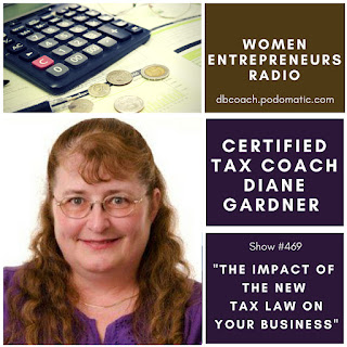Certified Tax Coach Diane Gardner