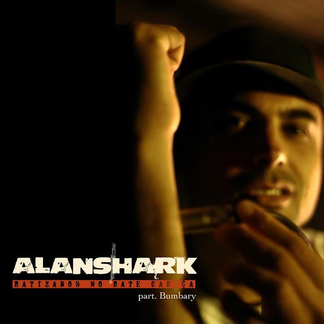 Alanshark mostra as caras voltando as suas origens com o single Batizados no Bate Cabeça.