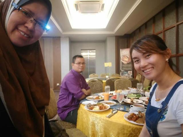 Iftar Di Pen Mutiara Seafood Penang