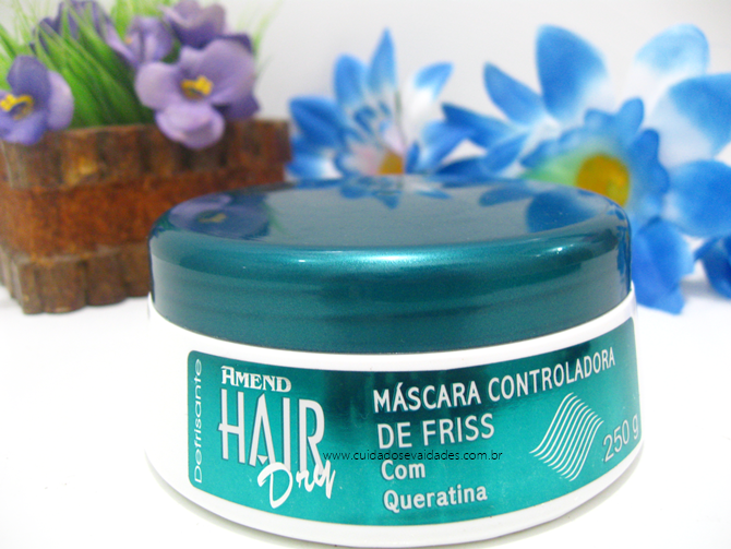 Máscara Amend Hair Dry