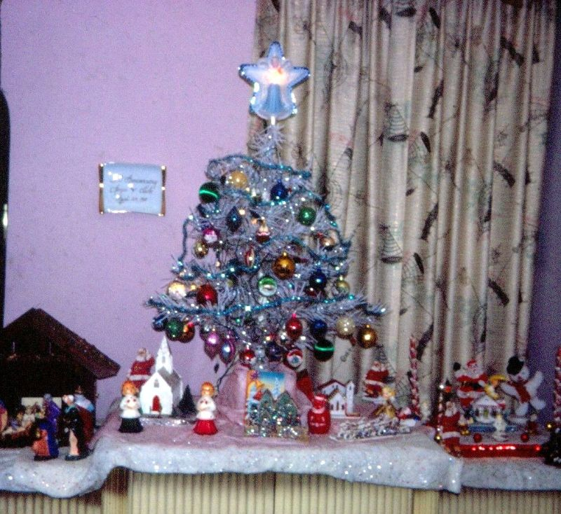 Christmas House Interior 1950s And 1960s 288 29 Jpg