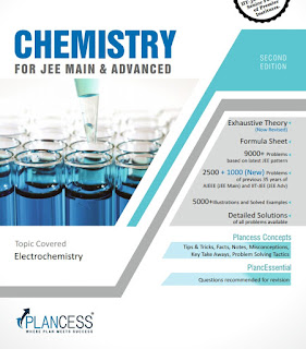 ELECTROCHEMISTRY NOTE BY PLANCESS