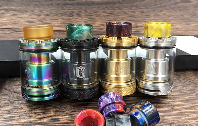 How to Choose a Proper Atomizer?